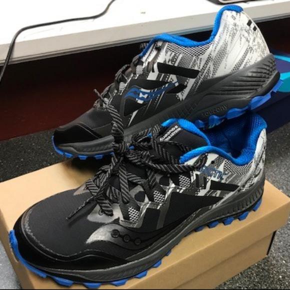 Men's Peregrine 8 Ice+ Sneaker Running Shoes